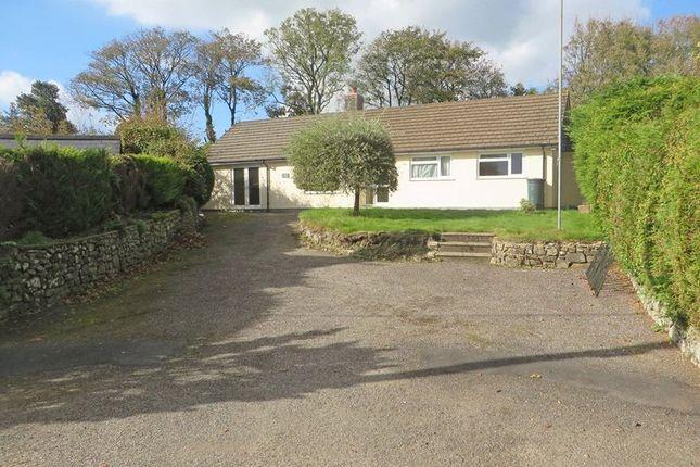Thumbnail Bungalow to rent in Bradworthy, Holsworthy
