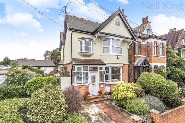 Thumbnail Semi-detached house for sale in Grove Hill, South Woodford, London