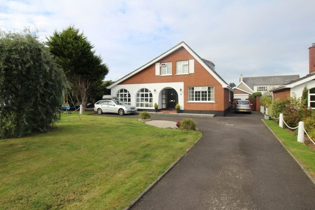 Thumbnail Detached house for sale in Knightsbridge Court, Bangor