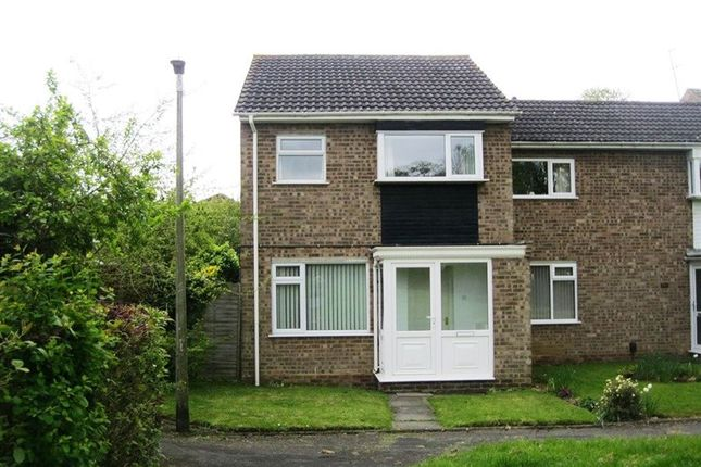 Thumbnail Semi-detached house to rent in Norton Leys, Rugby