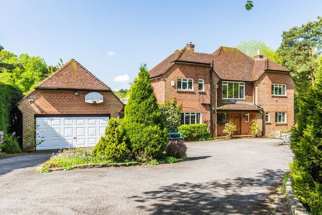 Thumbnail Detached house for sale in Chilworth Road, Chilworth, Southampton