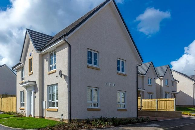 "Thumbnail Detached house for sale in ""Balmoral"" at Abbey Road, Elderslie, Johnstone"