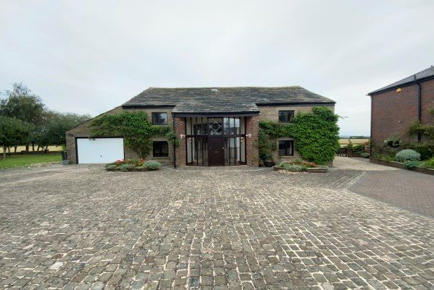 Thumbnail Barn conversion to rent in Ormskirk Road Lathom, Ormskirk