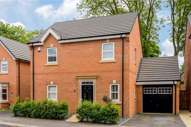 Thumbnail Detached house for sale in Noble Crescent, Wetherby, West Yorkshire