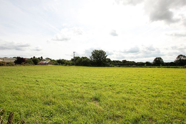 Thumbnail Land for sale in Station Road, Fordham