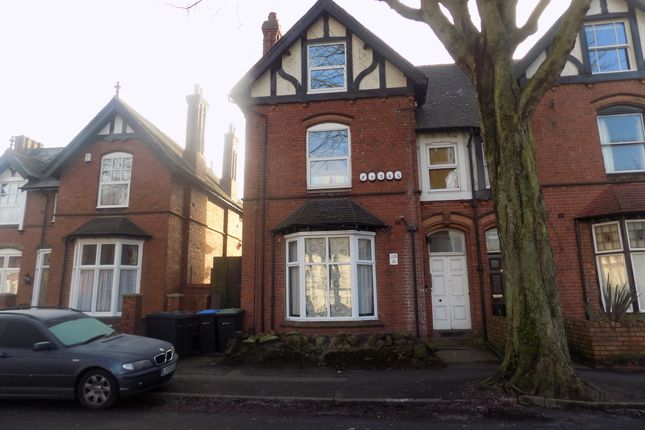 Thumbnail Semi-detached house for sale in Somerset Road, Birmingham, Handsworth Wood
