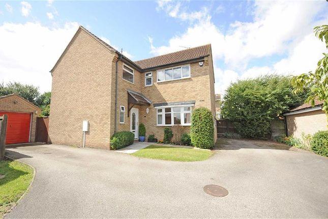 Thumbnail Detached house for sale in Dene Close, Wellingborough