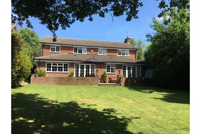Thumbnail Detached house for sale in Holywell Road, Dunstable