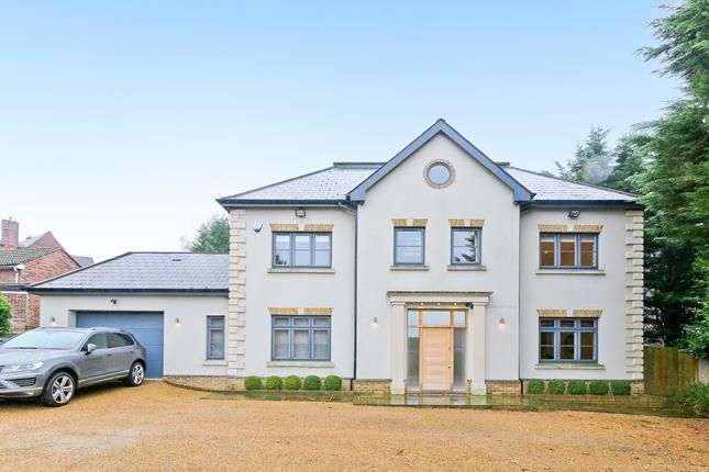 Thumbnail Detached house for sale in Cedar Croft, Mavelstone Road, Chislehurst, Kent