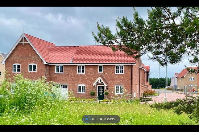 3 bed semi-detached house to rent in Wool Road, Bury St. Edmunds IP32