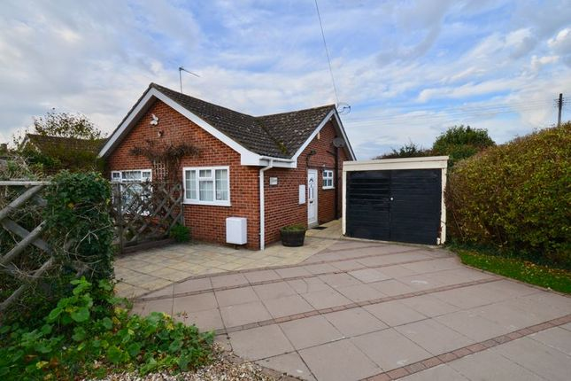Thumbnail Semi-detached bungalow for sale in Tanglewood, The Cross, Offenham