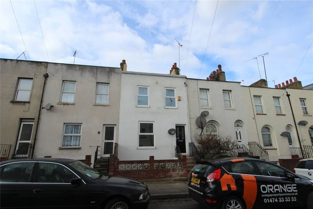 Thumbnail Terraced house to rent in Peacock Street, Gravesend, Kent