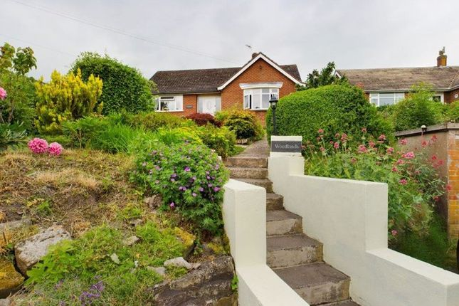 Thumbnail Bungalow for sale in Wood Lane, Cressage, Shropshire.