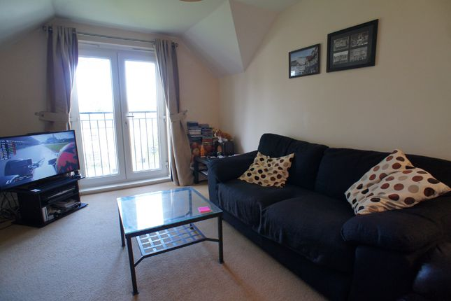 Flat for sale in Glebe Place, Highworth, Swindon