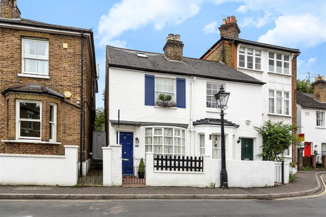 Thumbnail Cottage for sale in Audley Road, Richmond