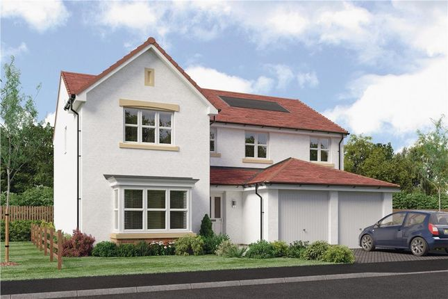 "Thumbnail Detached house for sale in ""Rossie"" at Brora Crescent, Hamilton"