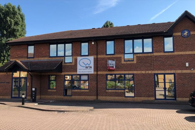 Thumbnail Office for sale in Thameside House, Kingsway Business Park, Oldfield Road, Hampton