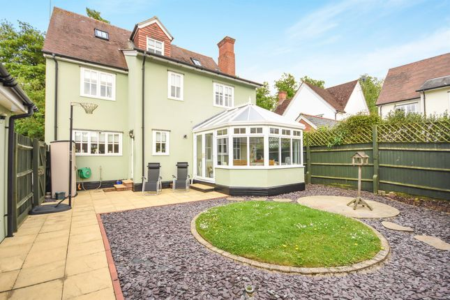 Thumbnail Detached house for sale in River Mead, Braintree