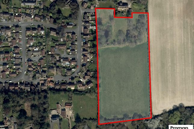 Thumbnail Land for sale in Foster Close, Ormesby, Great Yarmouth