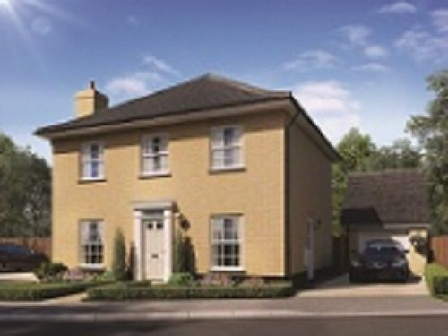 Thumbnail Detached house for sale in The Street, Bramford, Suffolk