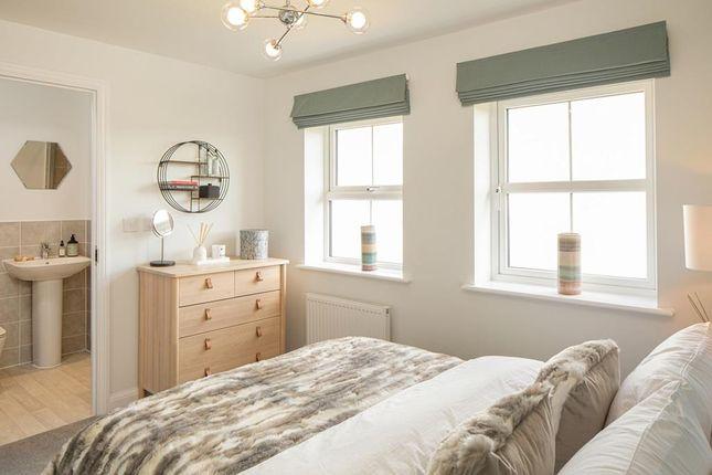 Master Bedroom Archford - Plot 2