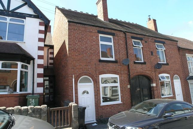 Thumbnail Terraced house to rent in Banners Street, Halesowen
