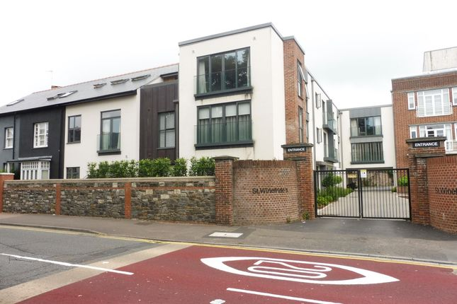 Thumbnail Flat to rent in Romilly Crescent, Canton, Cardiff