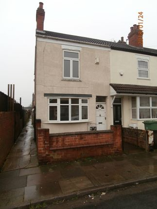 Thumbnail End terrace house to rent in Barcroft Street, Cleethorpes