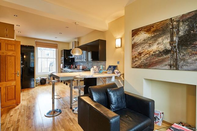 Thumbnail Flat to rent in Thorngate Road, London