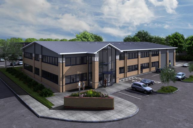 Thumbnail Warehouse to let in Saxon House, Fishponds Road, Wokingham, Berkshire
