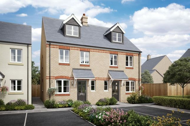 Thumbnail Semi-detached house for sale in Chester Terrace, Barnstaple