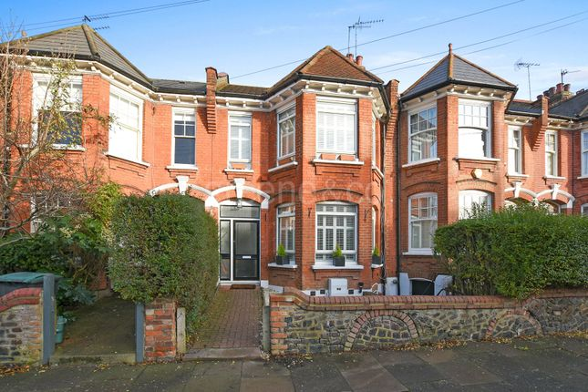 Thumbnail Terraced house for sale in Windermere Road, Muswell Hill, London
