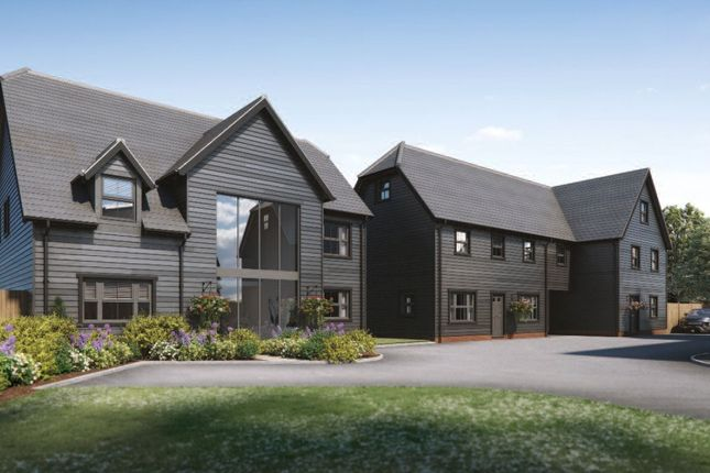 Thumbnail Detached house for sale in Tavern Close, Royston