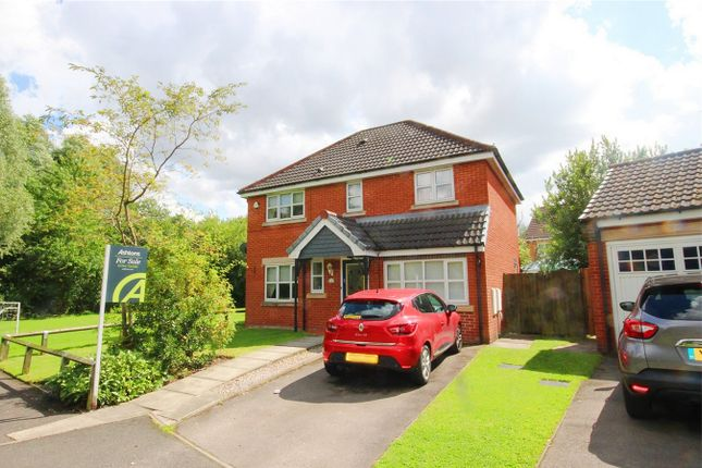 Thumbnail Detached house for sale in Columbine Way, New Bold, St Helens