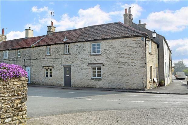 Thumbnail Cottage for sale in Tormarton Road, Marshfield, Chippenham, Wilts