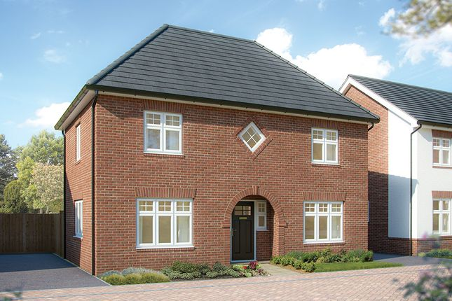 "3 bed semi-detached house for sale in ""The Spruce"" at Exeter Road, Wellington TA21"