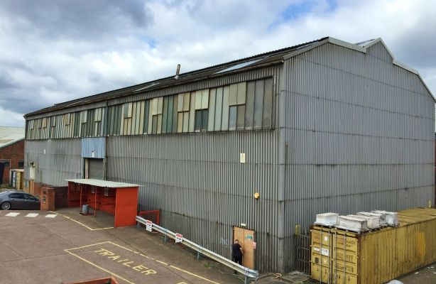 Thumbnail Warehouse for sale in Unit 3, Hall Street, Dudley, West Midlands