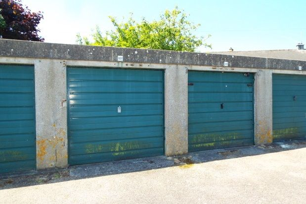 Parking/garage to rent in Trenoweth Road, Penzance