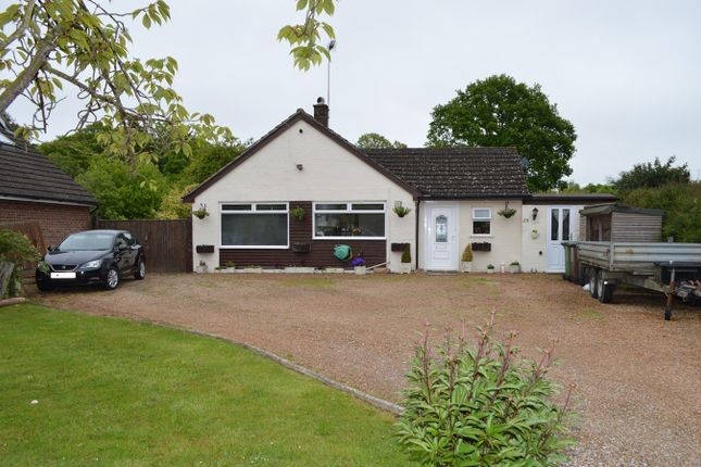 Thumbnail Detached bungalow for sale in Hackwood, Robertsbridge