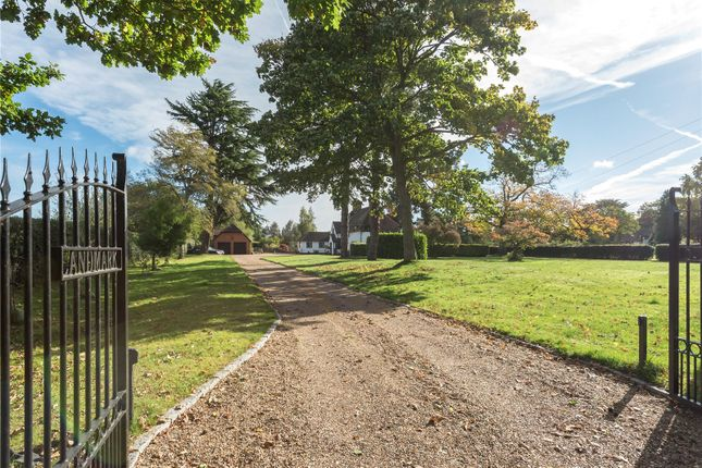 Thumbnail Detached house for sale in Narcot Lane, Chalfont St. Giles, Buckinghamshire