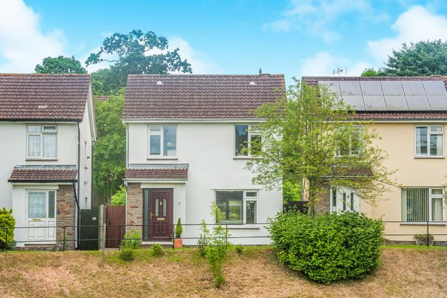 3 bed detached house for sale in Wrefords Drive, Exeter