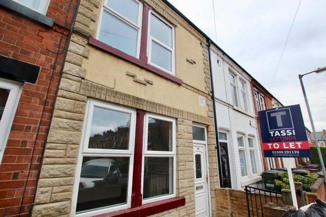 2 bed terraced house to rent in Forester Street, Netherfield, Nottingham NG4