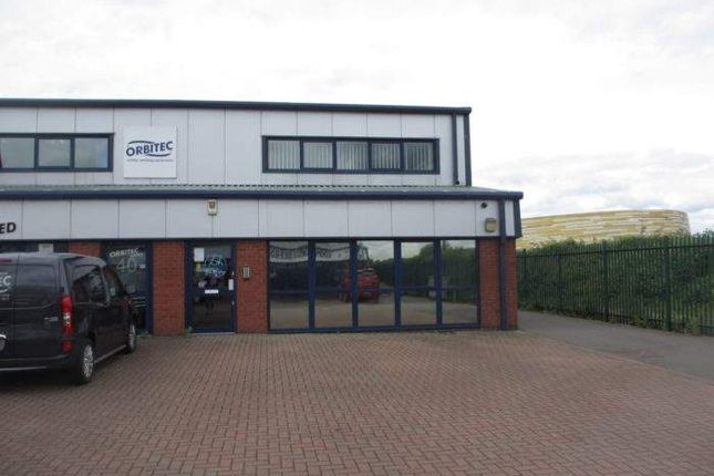 Office to let in 38 Royal Scot Road, Pride Park, Derby