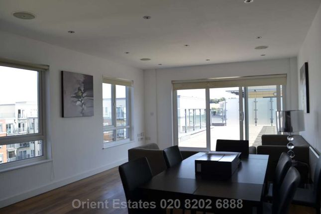 Thumbnail Penthouse for sale in East Drive, London