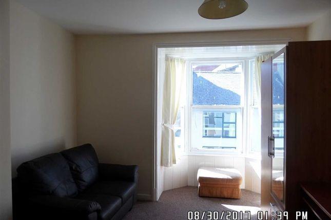 Thumbnail Flat to rent in Chalybeate Street, Aberystwyth