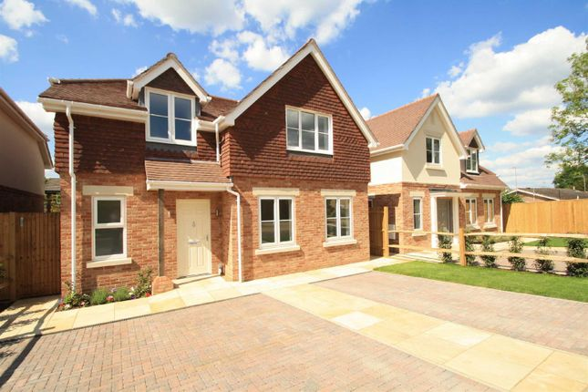 Thumbnail Detached house for sale in 4 Park Drive, Bramley, Guildford