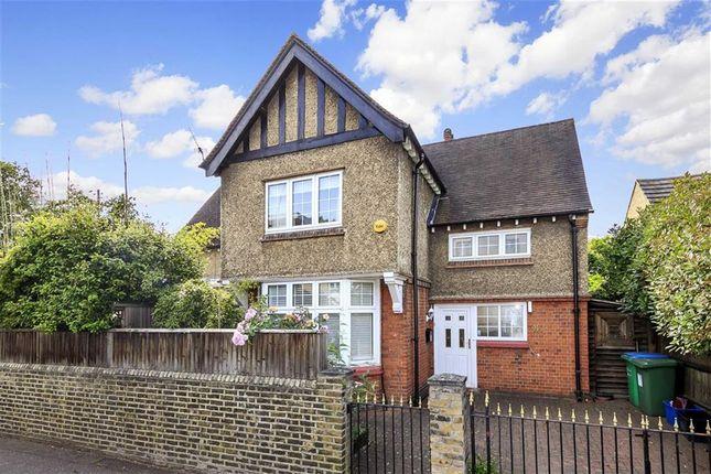 Thumbnail Detached House For Sale In Bushy Park Road Teddington Greater London