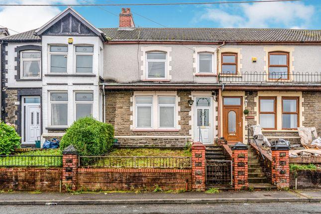 Thumbnail Terraced house for sale in Southend Terrace, Pontlottyn, Bargoed