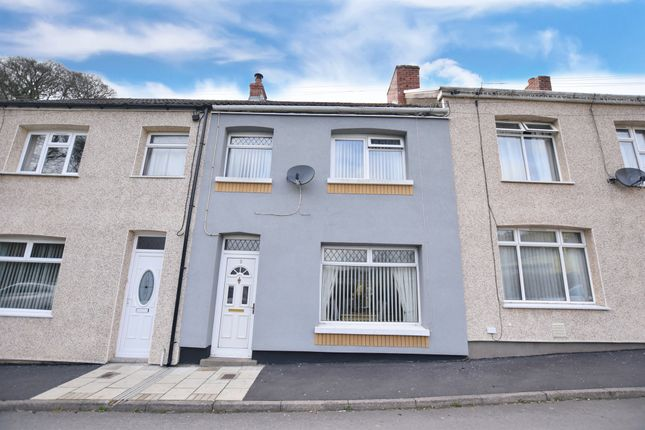 Thumbnail Terraced house for sale in Lower James Street, Argoed, Blackwood