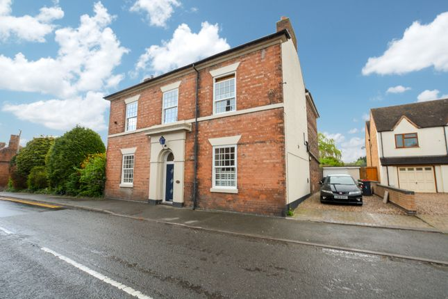 Thumbnail Detached house for sale in Station Road, Polesworth, Tamworth